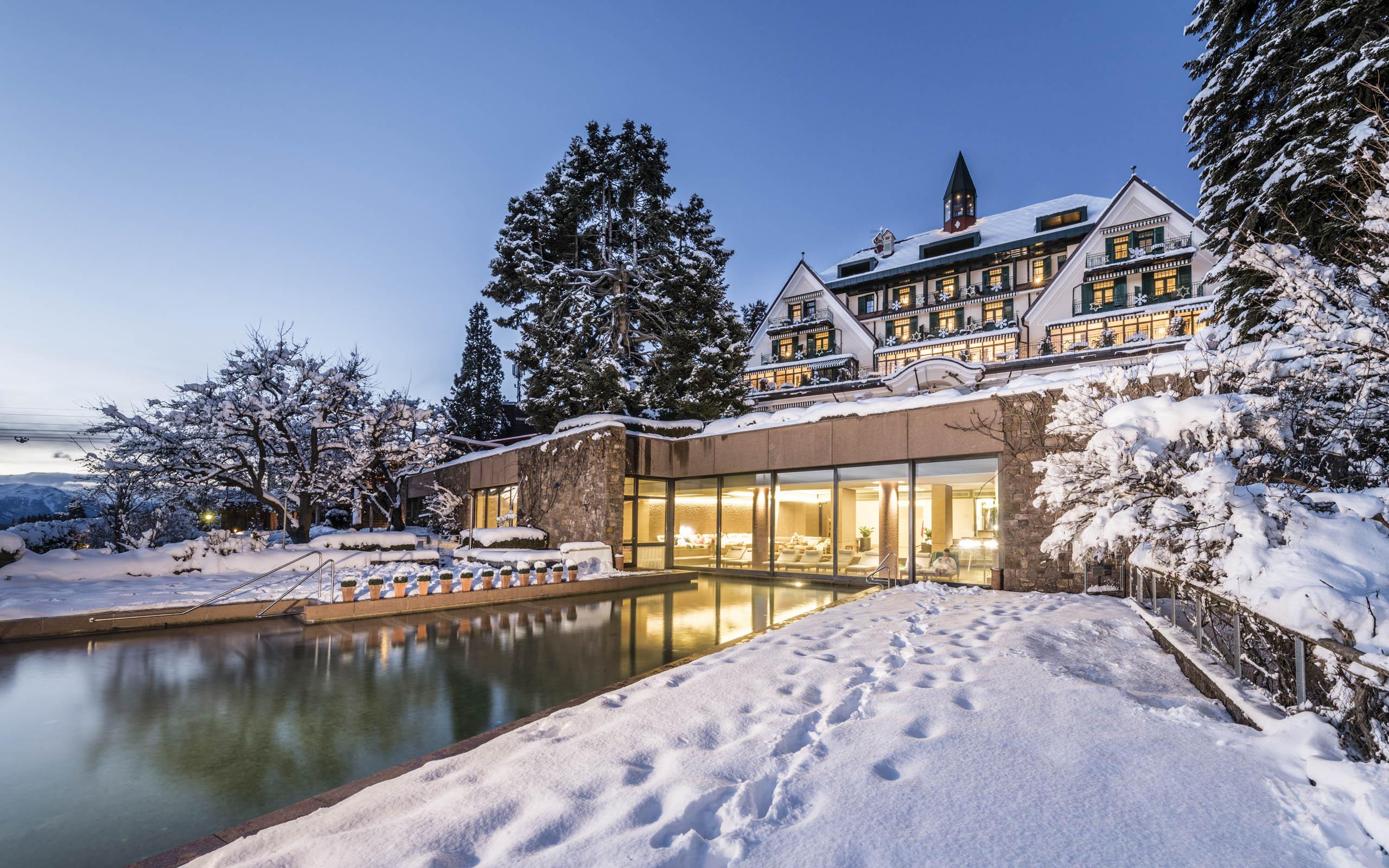Parkhotel-Holzner