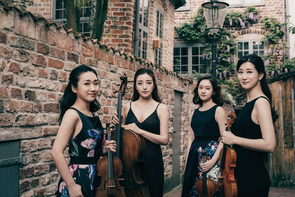 Esmé Quartet - Sihoo Kim 2018