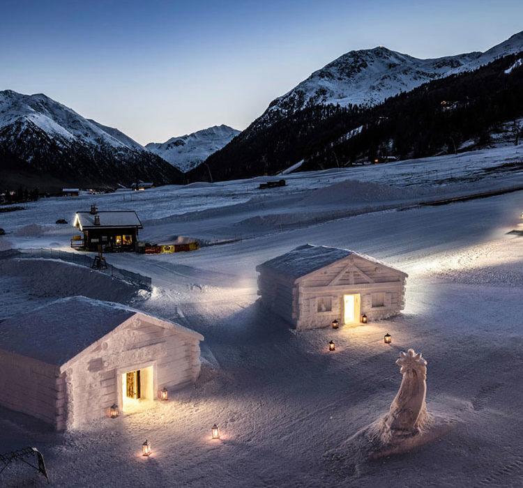 Chalet-Neve-Livigno
