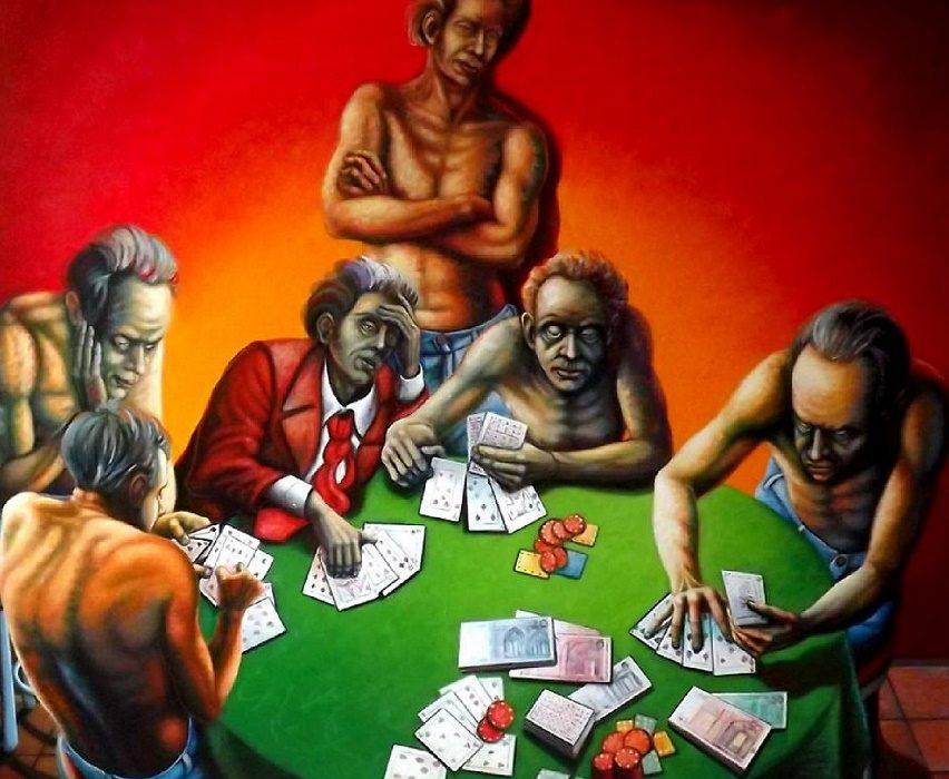 L'arte per sensibilizzare sul problema del gioco d'azzardo