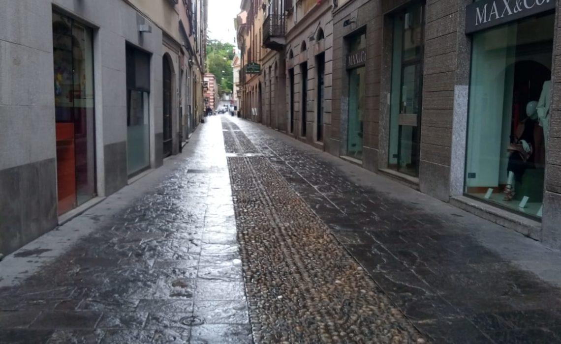 Varese via San Martino