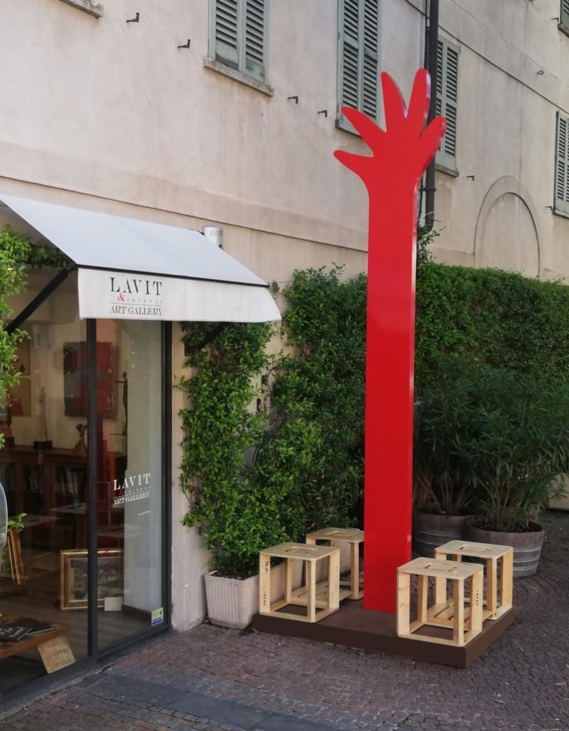 Lo Spazio Lavit di Varese - ingresso