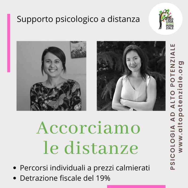 Psicologia ad alto potenziale: supporto psicologico in tempo di Covid 19